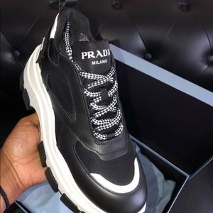 Prada Sneakers (new 2019 collection)